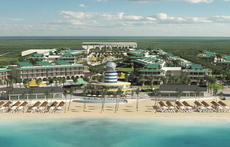 HOTEL OCEAN EL FARO 1