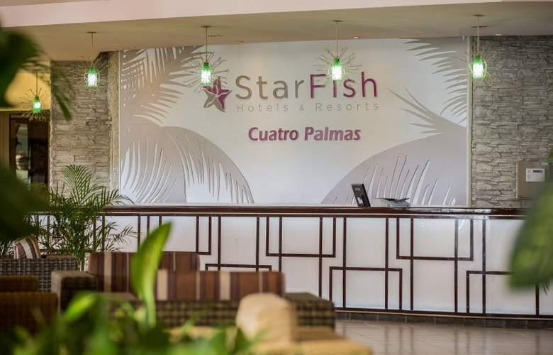 HOTEL STARFISH CUATRO PALMAS 2